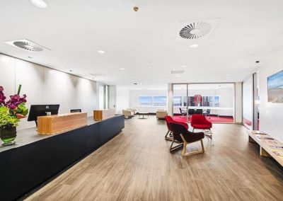 JLL office fit out furniture 11