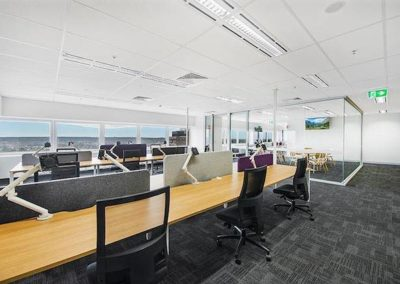JLL office fit out furniture 2
