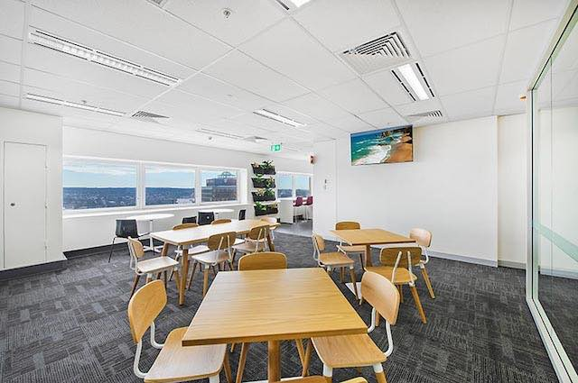 JLL office fit out furniture 3