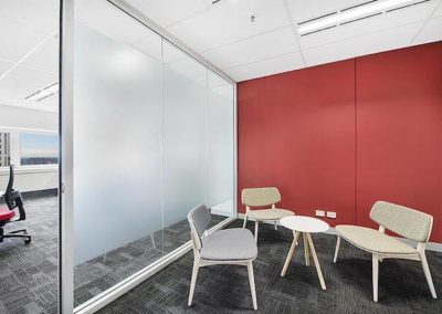 JLL office fit out furniture 9