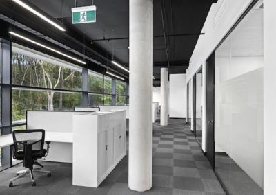 Molnlycke office fit out companies 14