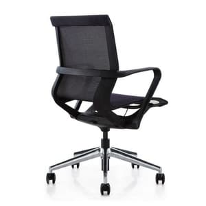 Boardroom Chairs VRP Rear Angle View