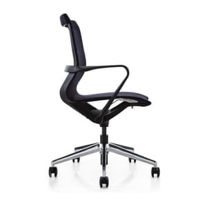 Boardroom Chairs VRP Side View