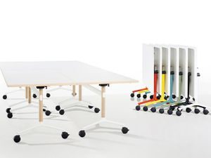 Folding Office Table Okidoki