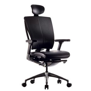 Meeting Room Chairs Fursys T51 with Black Base