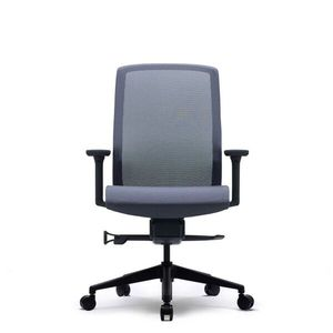 Office Chairs Bestuhl J15 Black Front View