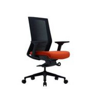 Office Chairs Bestuhl S27 Black Front Angle View