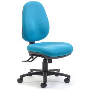 Office Chairs Delta High back without Arms