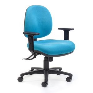 Office Chairs Delta Mid Back with Arms