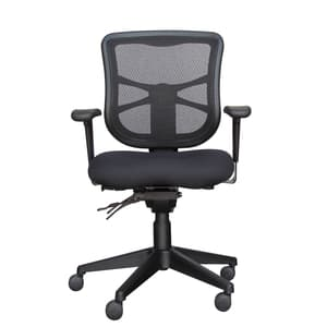 Office Chairs Diva Front View with Arms