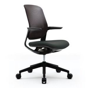 Office Chairs Fursys T25 Black Angle View