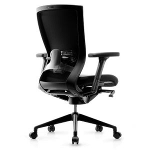 Office Chairs Fursys T50 Rear View