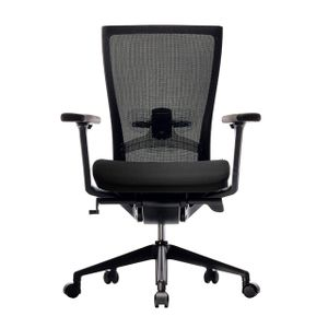 Office Chairs Fursys T50 with Arms Front View