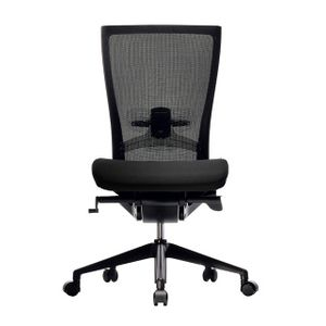 Office Chairs Fursys T50 without Arms Front View