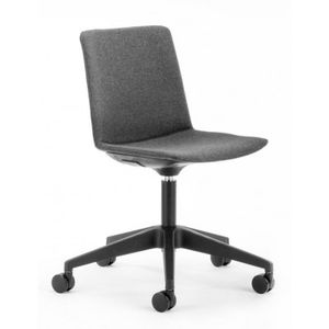 Office Chairs Jubel Black with Castors