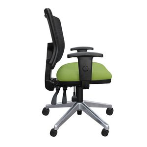 Office Chairs Mega Mesh Side View