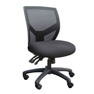 Office Chairs Metron Mesh without Arms