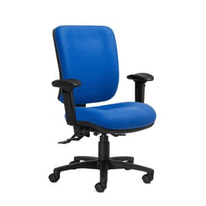 Office Chairs Rexa High Back with Arms