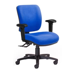 Office Chairs Rexa Mid Back with Arms
