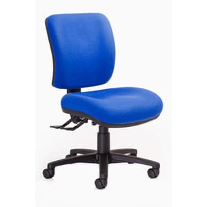 Office Chairs Rexa Mid Back without Arms