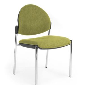 Office Chairs Venice Round Chrome Four Leg