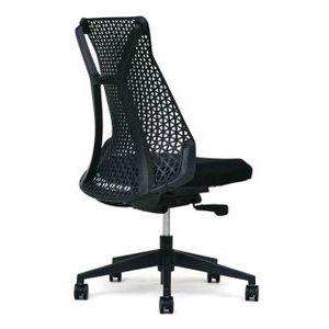Office Chairs Xagon Black Angle View