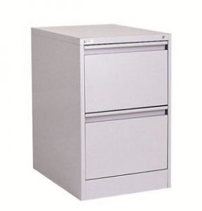 Office Filing Cabinet 2 Drawer
