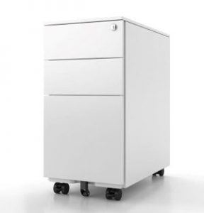 Office Filing Cabinet EP Slim Pedestal