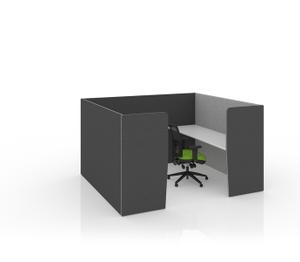 Office Furniture Zorb Quiet Work Pod