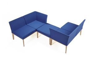 Office Lounge Zelig Flexible Seating Option