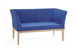Office Lounge Zelig Two Seater with Arms