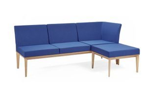 Office Lounge Zelig with Ottoman