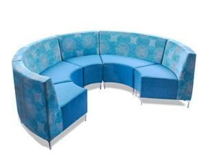 Office Lounges Custom Curved Lounge