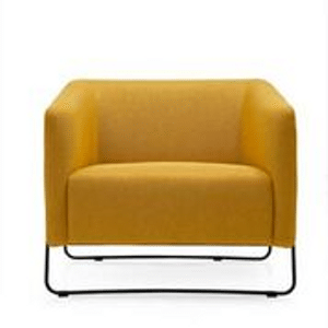 Office Lounges Zames Single Seat