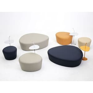 Office Seating Lotus Ottomans