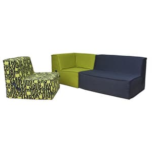 Office Sofas DLux Single Double and Corner Seats