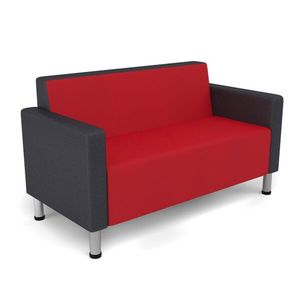 Office Sofas Koosh Double Seat with Arms