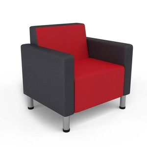 Office Sofas Koosh Single Seat with Arms