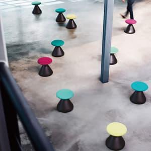 Office Stools Choo Colour Range
