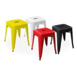 Office Stools Tolix Stool Low