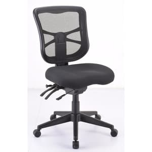 Office Chairs Diva No Arms