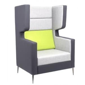 Office Sofas Wing Lounge Single Seat