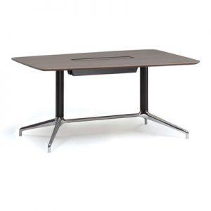 Office Furniture Meeting table BeConn dark
