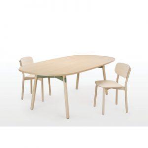 Office Furniture Meeting table Okidoki Ash