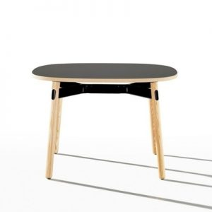 Office Furniture Meeting table Okidoki Black