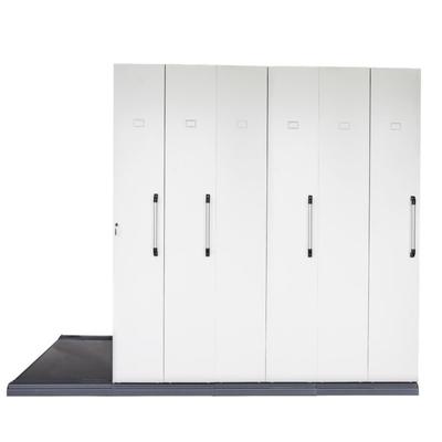 Office Storage Mobile Shelving Locked