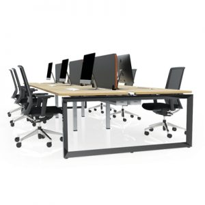 Office Workstations Delta Fixed Height