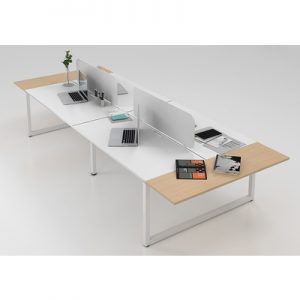 Office Workstations Gen O 4 Person
