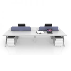 Office Workstations Gen X 4 Person