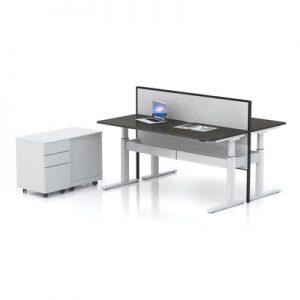 Office Workstations Sydney Gen H 2 Person